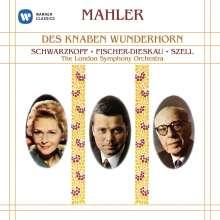 Gustav Mahler (1860-1911): Des Knaben Wunderhorn, CD