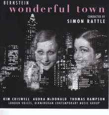 Leonard Bernstein (1918-1990): Wonderful Town, CD