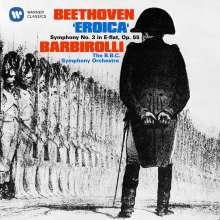"""Ludwig van Beethoven (1770-1827): Symphonie Nr.3 """"Eroica"""", CD"""