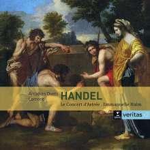 Georg Friedrich Händel (1685-1759): Arcadian Duets, 2 CDs