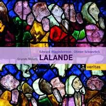 Michel Richard Delalande (1657-1726): Grand Motets, 2 CDs