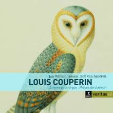 Louis Couperin (1626-1661): Orgelwerke, 2 CDs