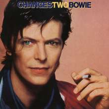 David Bowie (1947-2016): ChangesTwoBowie, CD