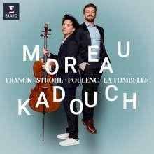 Edgar Moreau - Strohl / Franck / Poulenc / La Tombelle, 2 CDs