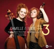 Camille & Julie Berthollet - #3, CD