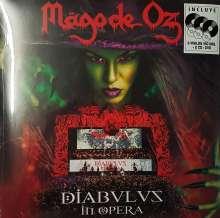 Mägo de Oz: Diabulus In Opera (180g), 6 LPs