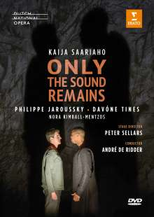 Kaija Saariaho (geb. 1952): Only The Sound Remains, DVD
