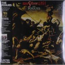 The Pogues: If I Should Fall From Grace With God / Rum, Sodomy And The Lash (Limited-Edition), 2 LPs