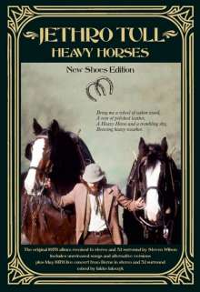 Jethro Tull: Heavy Horses (New-Shoes-Edition), 3 CDs