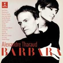 Alexandre Tharaud - Barbara, 2 CDs