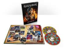 Iron Maiden: The Book Of Souls: Live Chapter (Deluxe-Edition), 2 CDs