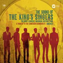 The King's Singers - The Sound of The King's Singers, 3 CDs