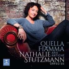 Nathalie Stutzmann - Quella Fiamma (Arie antiche), CD