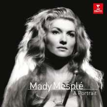 Mady Mesple - A Portrait, 4 CDs