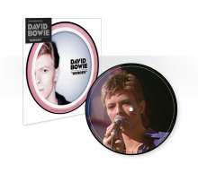 """David Bowie (1947-2016): Heroes (Limited Edition) (Picture Disc), Single 7"""""""