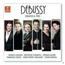 Claude Debussy (1862-1918): Klaviertrio G-dur, CD