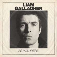 Liam Gallagher: As You Were (Deluxe-Edition), CD
