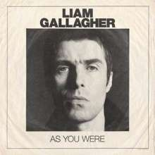 Liam Gallagher: As You Were, LP