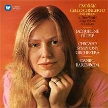 Antonin Dvorak (1841-1904): Cellokonzert op.104 (24Bit/96kHz-Remastering), CD