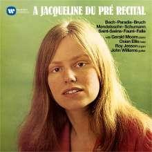A Jacqueline du Pre Recital, CD
