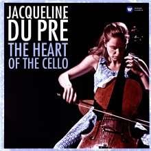 Jacqueline du Pre -The Heart of the Cello (180g), LP