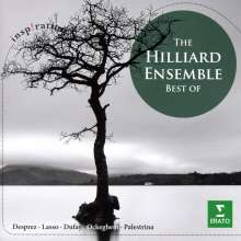 Hilliard Ensemble - The Best Of, CD