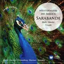 Sarabande - Meisterwerke des Barok, CD