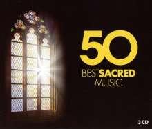 50 Best Sacred Music, 3 CDs
