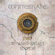 Whitesnake: Whitesnake: 1987 (30th-Anniversary-Deluxe-Edition) (remastered) (180g), 2 LPs