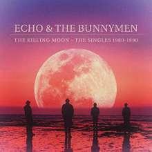 Echo & The Bunnymen: The Killing Moon: The Singles 1980 - 1990, CD