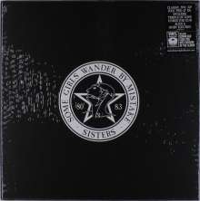 The Sisters Of Mercy: Some Girls Wander By Mistake, 2 LPs und 2 Singles 12""