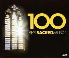100 Best Sacred Music, 6 CDs
