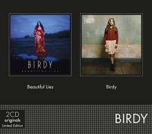 Birdy (Jasmine van den Bogaerde): Beautiful Lies / Birdy (Limited-Edition), 2 CDs