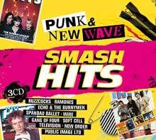 Smash Hits Punk & New Wave, 3 CDs