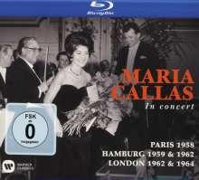 Maria Callas - Callas in Concert, 3 Blu-ray Discs