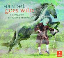 Georg Friedrich Händel (1685-1759): Händel goes wild (Limitierte Deluxe-Edition), CD
