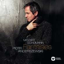 Piotr Anderszewski - Fantaisies, CD