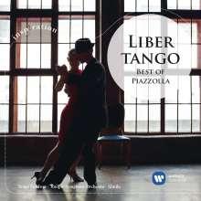 Astor Piazzolla (1921-1992): Libertango - Best of Piazzolla, CD
