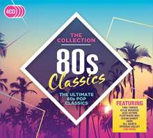80s Classics: The Collection, 4 CDs