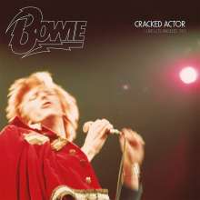 David Bowie (1947-2016): Cracked Actor: Live Los Angeles '74, 2 CDs