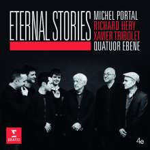 Quatuor Ebene - Eternal Stories, CD