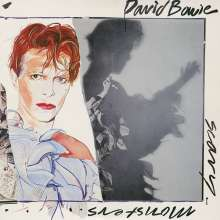 David Bowie (1947-2016): Scary Monsters (And Super Creeps) (2017 remastered) (180g), LP
