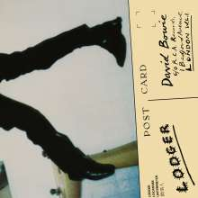David Bowie (1947-2016): Lodger (2017 Remastered Version), CD