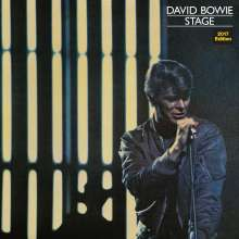 David Bowie (1947-2016): Stage (Live) (2017 remastered) (180g), 3 LPs
