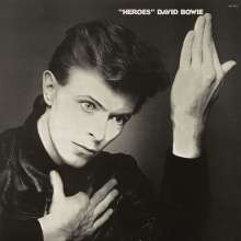 David Bowie (1947-2016): Heroes (2017 remastered) (180g), LP