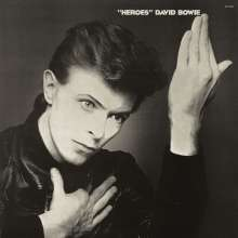David Bowie (1947-2016): Heroes (2017 Remastered Version), CD