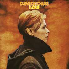 David Bowie (1947-2016): Low (2017 Remastered Version), CD