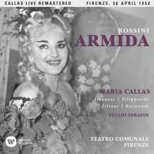 Gioacchino Rossini (1792-1868): Armida (Remastered Live Recording Florenz 26.04.1952), 2 CDs