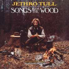 Jethro Tull: Songs From The Wood (40th-Anniversary-Edition) (180g) (Steven Wilson Mix), LP