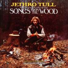 Jethro Tull: Songs From The Wood (40th-Anniversary-Edition), CD